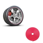 Pro Wheel Rim Protector ( 8m ) [Note: A roll can wrap four wheels.]