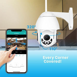 【HOT SALE, FREESHIPPING + 76% OFF】CAM+ OUTDOOR WIFI CAMERA