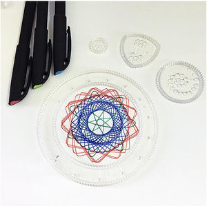 Spirograph Design Tin Set - Now Buy One Get One Free