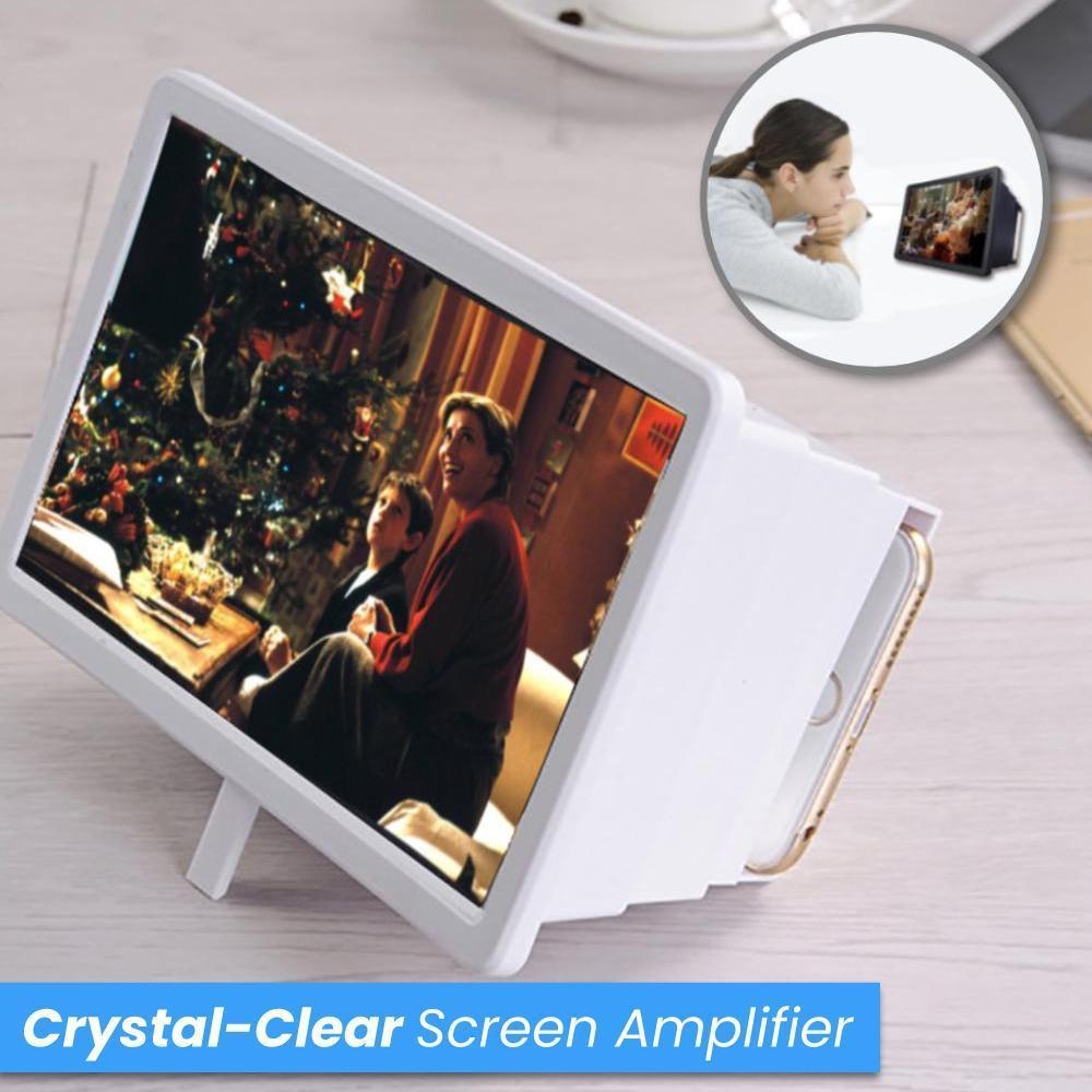 (Cyber Monday - 50% Off) 3D Portable Universal Screen Amplifier