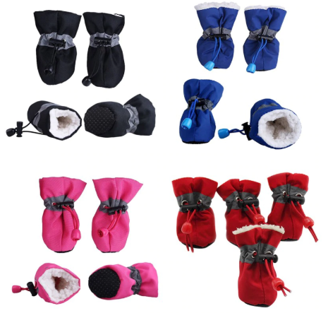 PupBoots - Insulated Winter Shoes for Dogs
