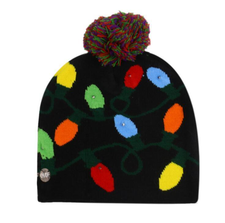 Christmas LED Beanies (50% Off Today)