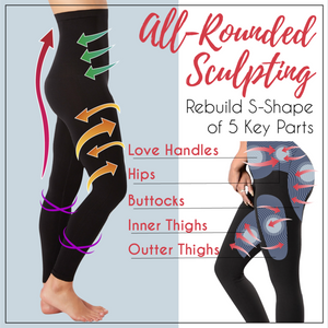 Sleeping Beauty Legs Shaper (50% Off Sale Is On)