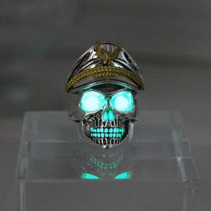 Glowing Skull Ring (50% Off)