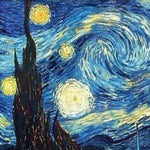 Van-Gogh Paint by Number Kits