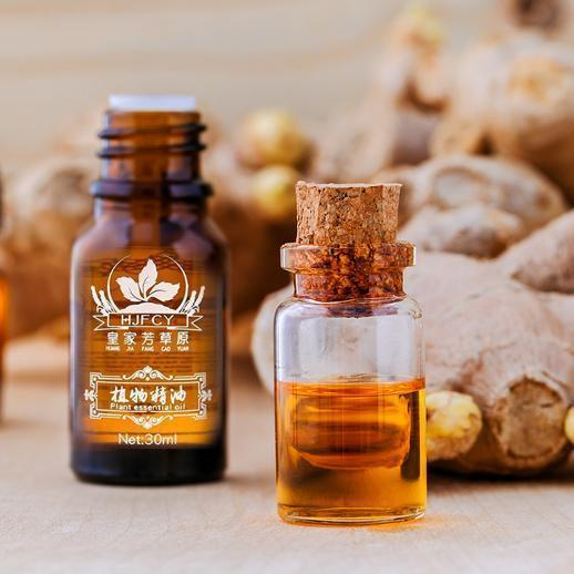 Lymphatic Drainage Ginger Roots Oil (50% Off - Limited Time Sale)