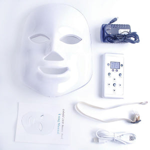 LED Spa Facial Mask