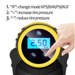 (50% Off Limited Time Sale) Wireless Digital Air Pump