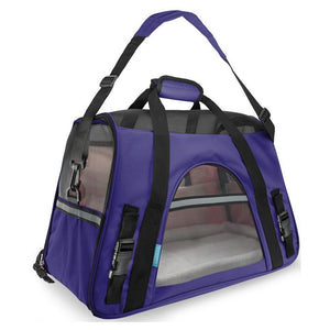 (50% OFF - TODAY ONLY) AIRLINE APPROVED CAT BAG CARRIER