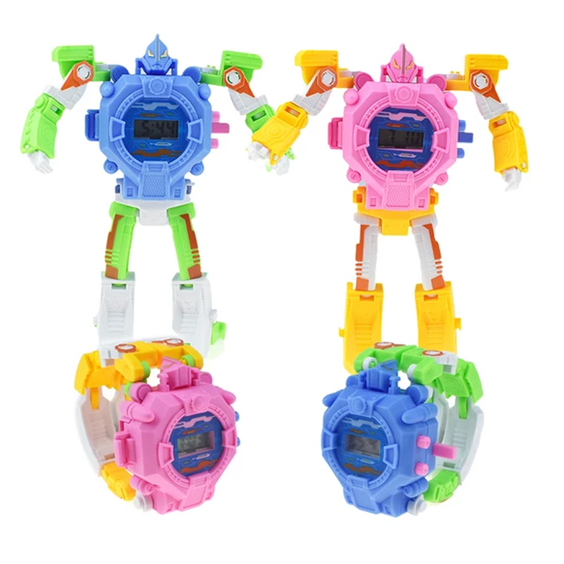 Digital Robot Watch (Buy 2 Free Shipping)