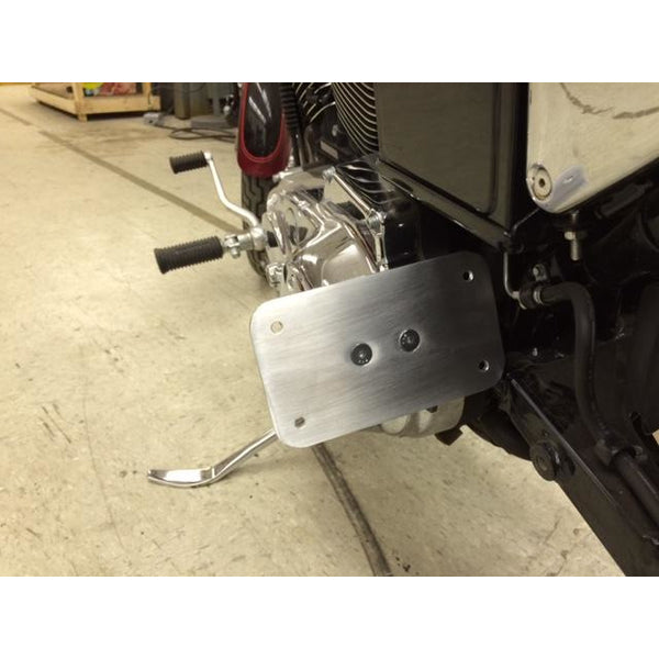 License Plate Bracket - Primary Mount for 1967-2003 Sportsters