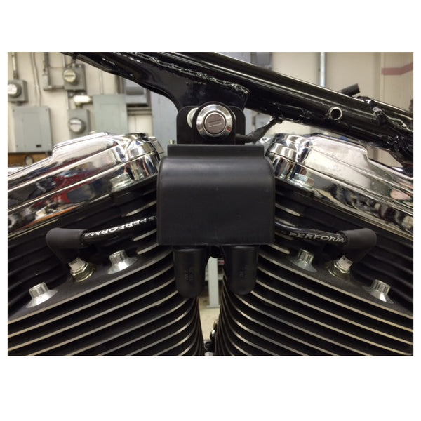Custom top motor mounts for 1986-03 Sportsters