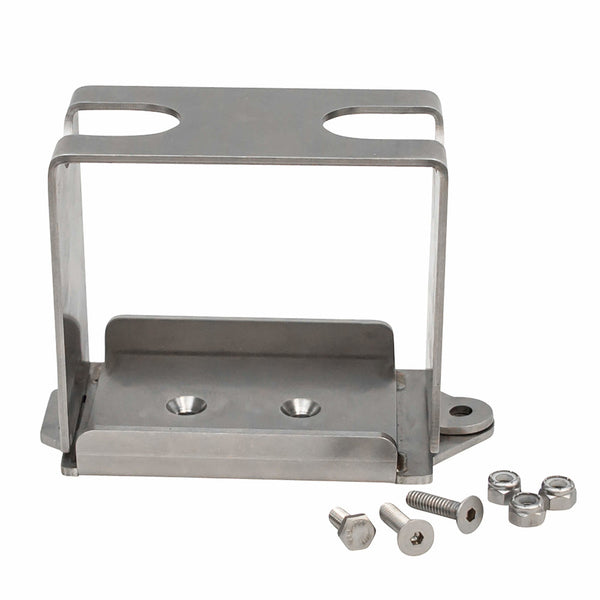 Battery Box - Universal Antigravity 12 cell - Tumbled aluminum