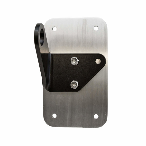 Universal Axle Mount License Plate Bracket