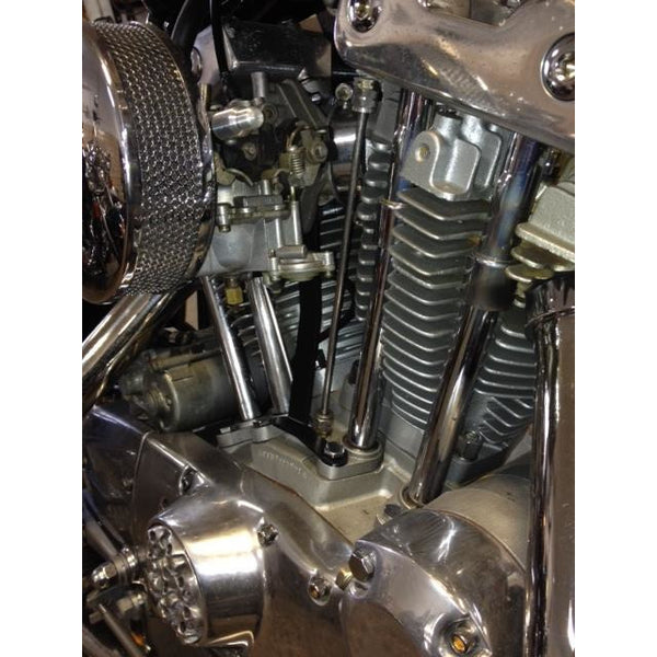 Carb Support Bracket for Ironheads