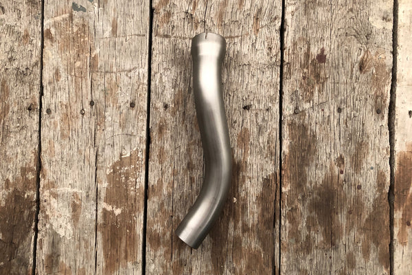 1948-57 Panhead Rear Exhaust Pipe