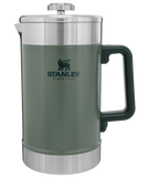 Stanley - 48oz French Press, Hammertone Green