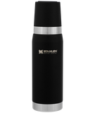 Stanley - 25oz Master Unbreakable Thermos, Foundry Black