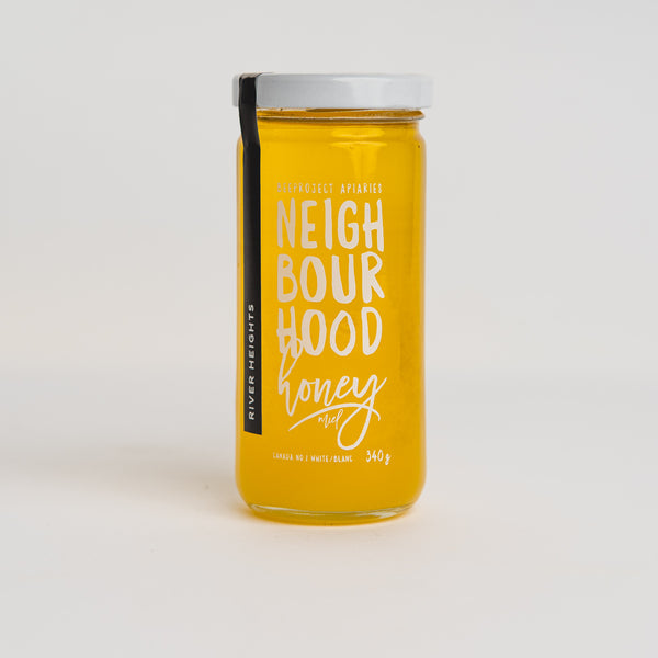 River Heights - Beeproject Neighbourhood Honey, 340g