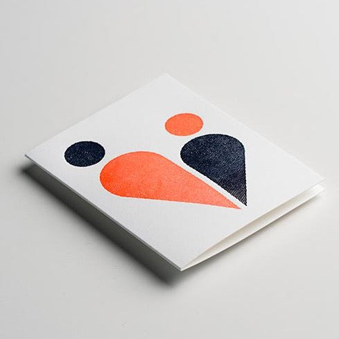 YOUI Paper Co. Greeting Card - Amour