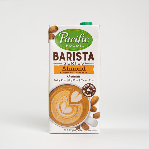 Almond Milk - Pacific Foods Barista Series