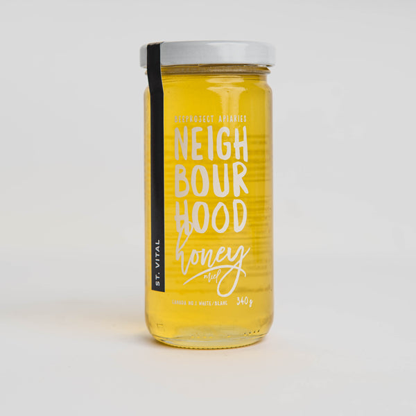 St. Vital - Beeproject Neighbourhood Honey, 340g