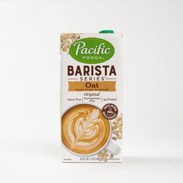 Oat Milk - Pacific Foods Barista Series