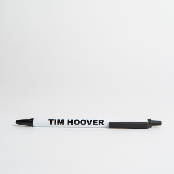 Official Tim Hoover Pen