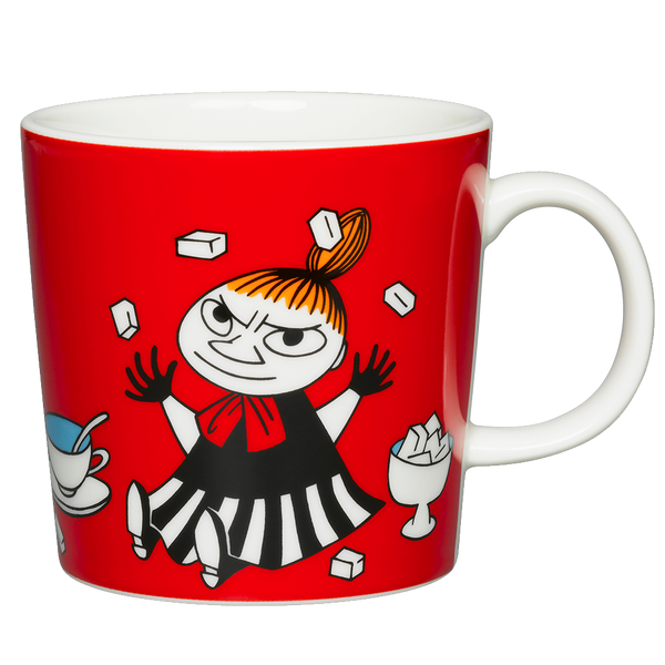 Arabia Moomin mug, Little My
