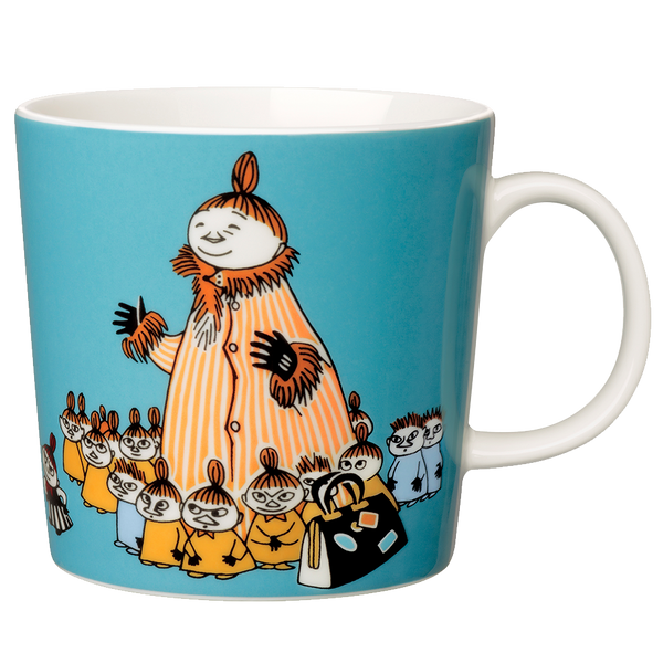 Arabia Moomin mug, Mymble's Mother