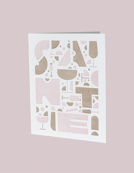 YOUI Paper Co. Greeting Card - Sante