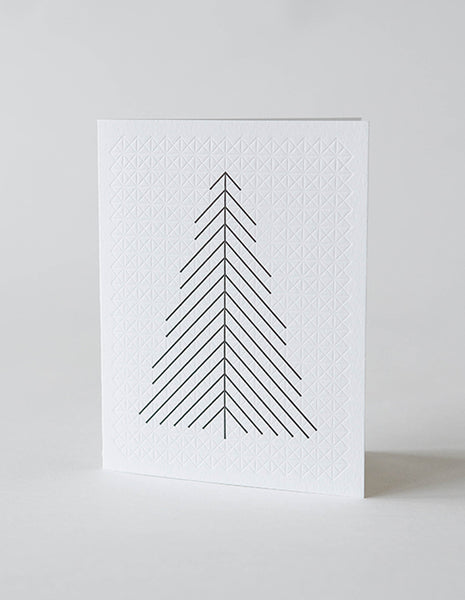 YOUI Paper Co. Greeting Card - Sapin