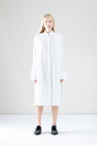 Georgia Long Shirt Dress