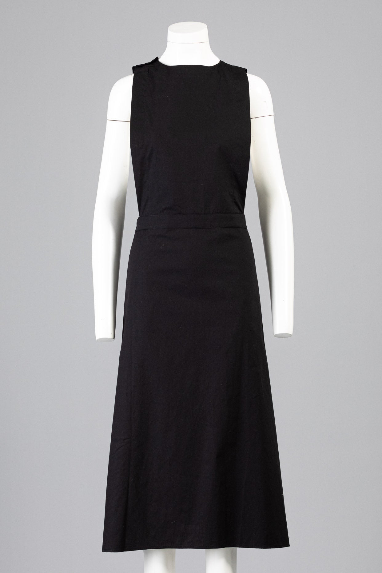 RUBIDOUX APRON DRESS