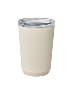 Kinto To Go Tumbler CREAM (12oz)