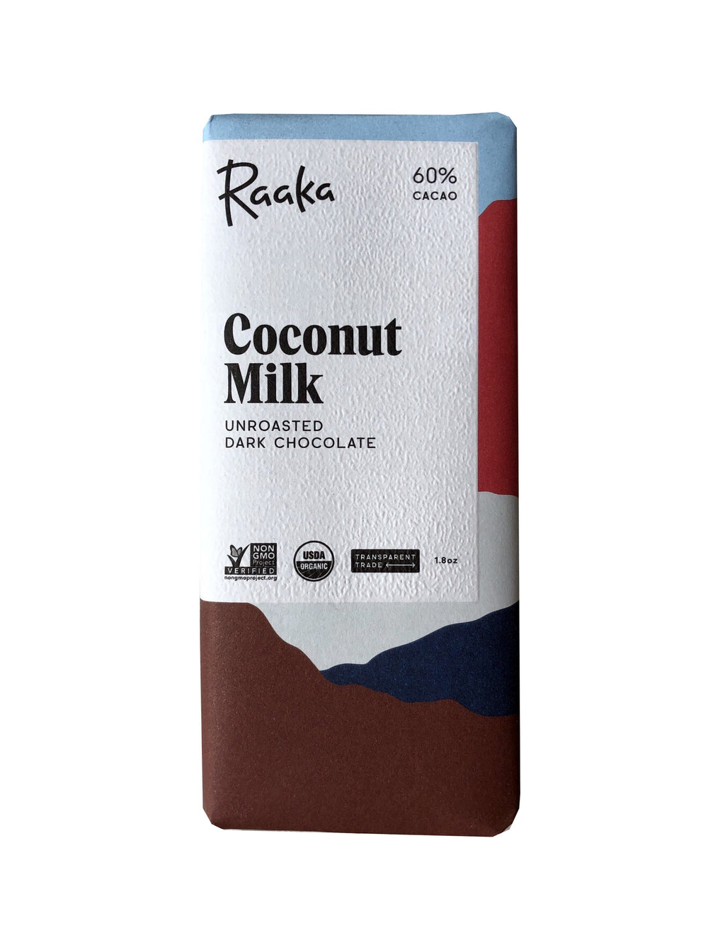 Coconut Milk Raaka Chocolate