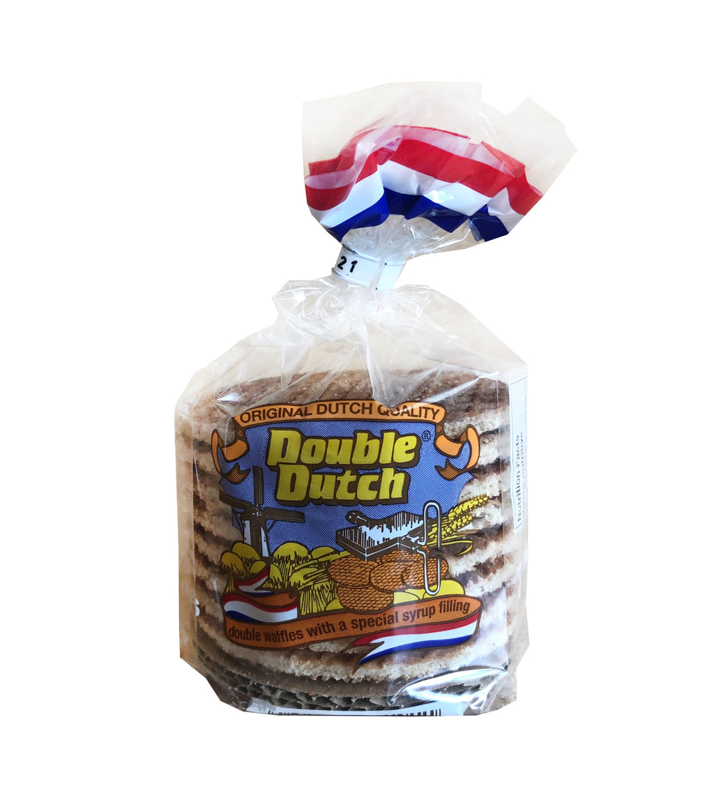 Schep's Double Dutch Stroopwafels