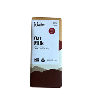Raaka Chocolate Oat Milk