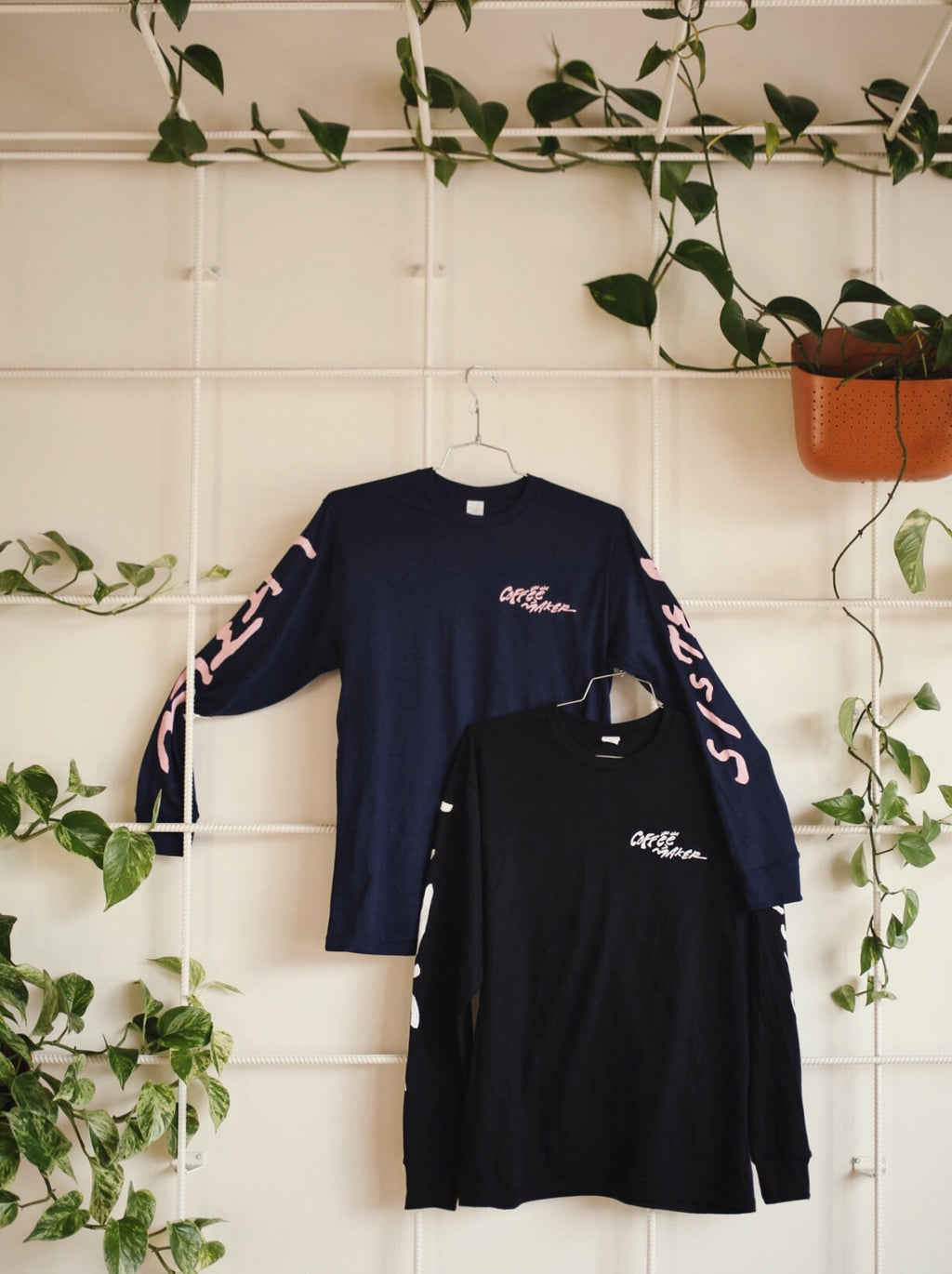 Navy Long Sleeve T