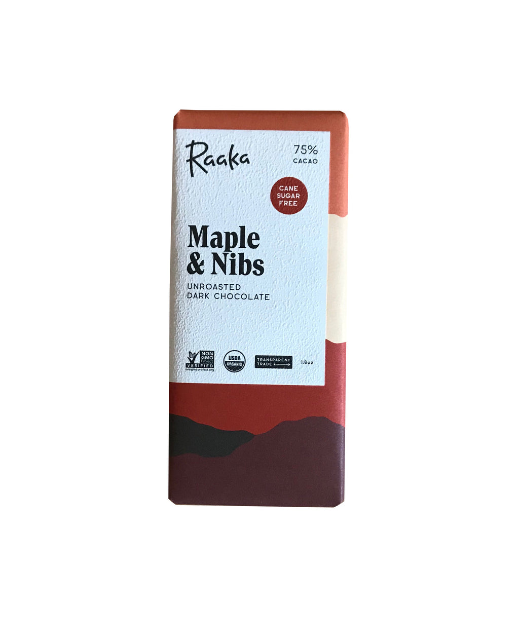 Maple & Nibs Raaka Chocolate