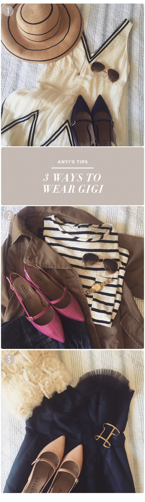 News Happenings Page 4 Anyi Lu Inside Wedges Jemma Black In Honor Of The Gigi Appearing This 15th Anniversary Issue Omagazine Weve Styled Her Three Ways