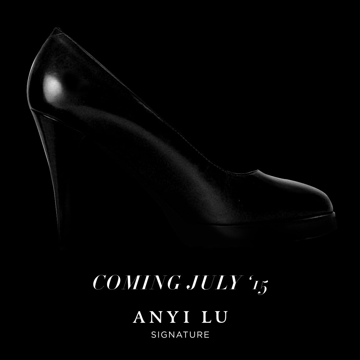 News Happenings Page 4 Anyi Lu Inside Wedges Jemma Black Announcing The New Signature Collectionthe World First Comfortable Inch High Heels Waitlist Is Now Open By Adding Yourself To List