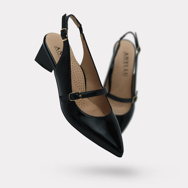The Gigi - Black Wave Patent