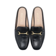 Tuscany Loafer in Black Calf