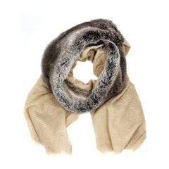 Lake Como Scarf in Beige - Limited Edition