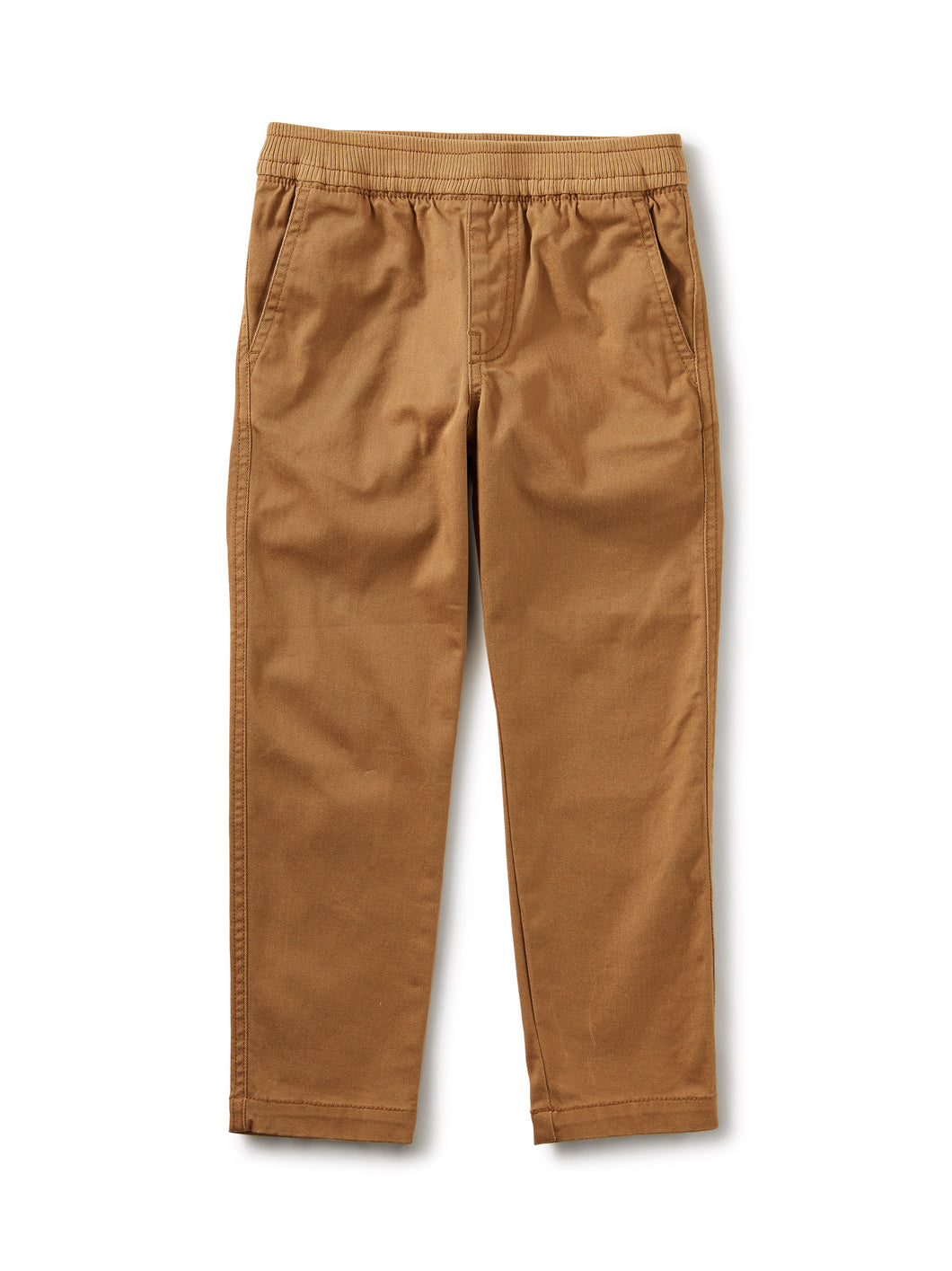 Timeless Stretch Twill Pant in Whole Wheat