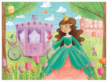 Load image into Gallery viewer, Puzzle To Go Pretty Princess