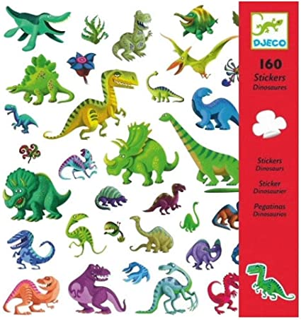 Stickers Dinosaurs