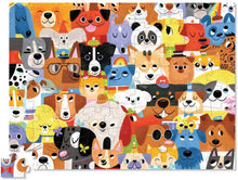 Load image into Gallery viewer, Lots of Dogs 72 Piece Puzzle