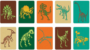Dino Snap Playing Cards